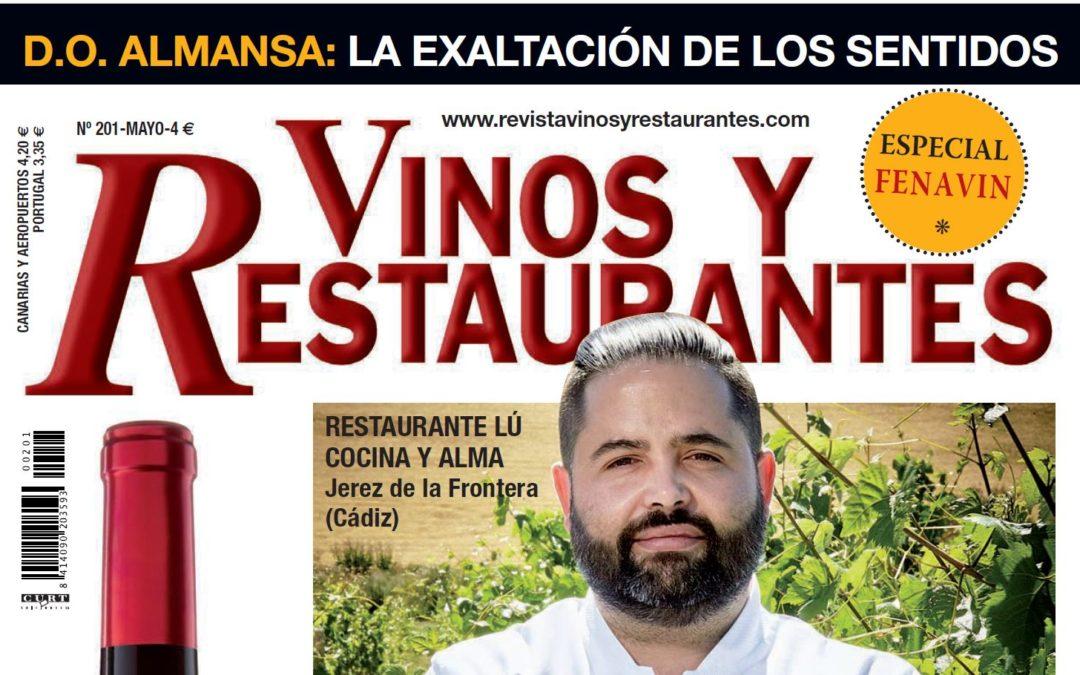 Vinos y Restaurantes (mayo 2019)